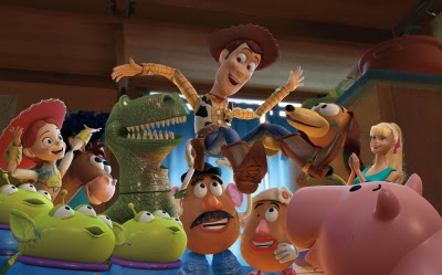 Toy Story 3 from Pixar.