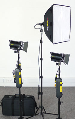 Lighting Kit - PROKIT Chelsea Kit