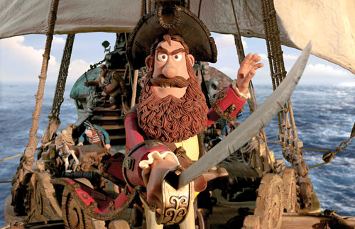 The Pirates! In an Adventure with Scientists. ©2011  Aardman Animations/Sony Pictures Animation