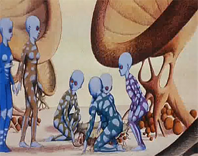 Click here to watch Fantastic Planet trailer