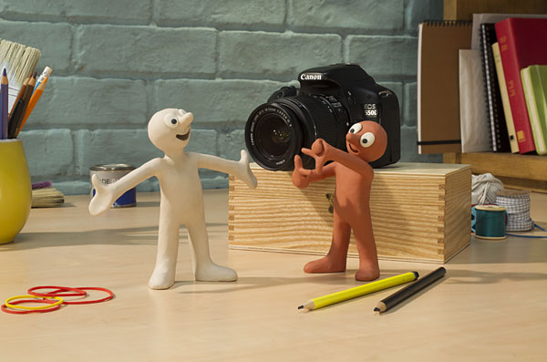 Morph the photographer